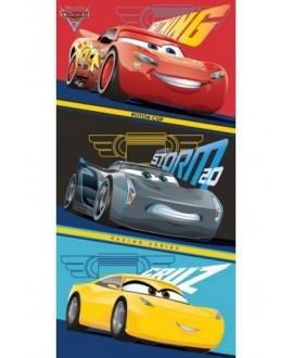 TOALLA DE PLAYA DISNEY CARS-3