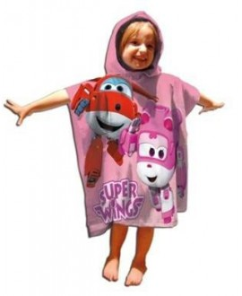 PONCHO SUPER-WINGS