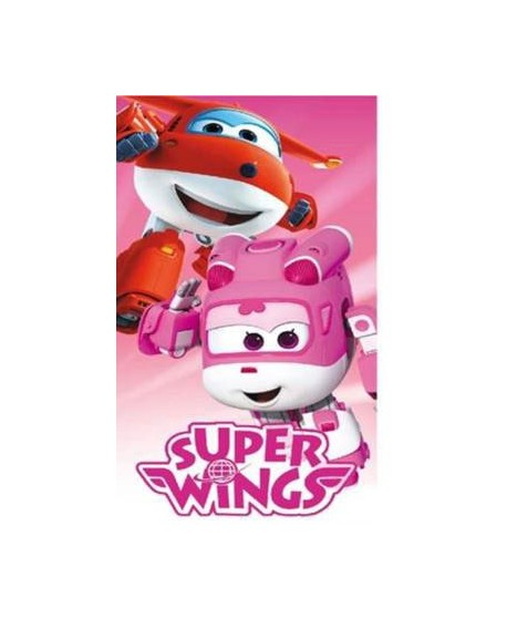 TOALLA DE PLAYA SUPER-WINGS