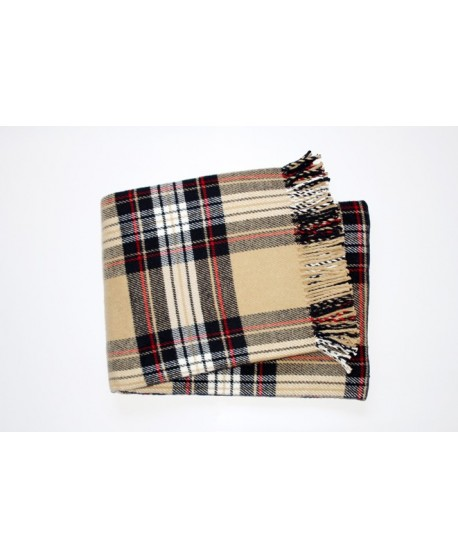 MANTA PLAID SCOTT-COTTON