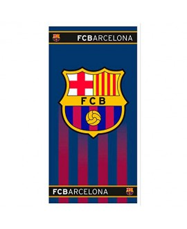 TOALLA DE PLAYA NEW IMPORT FCB-187-TOWEL