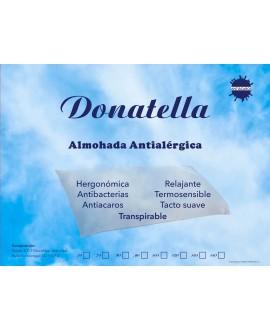 ALMOHADA DONATELLA ANTIALERGICA