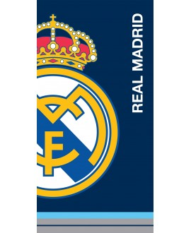 TOALLA DE PLAYA REAL MADRID RM182090