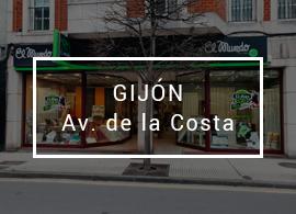GIJÓN, Av. de la Costa