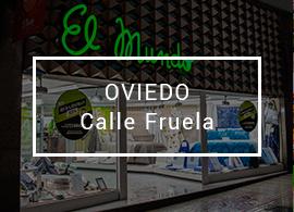 OVIEDO, Calle Fruela