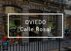 OVIEDO, Calle Rosal